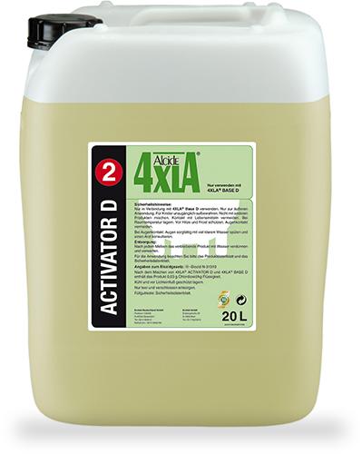 Alcide 4XLA® Activator D