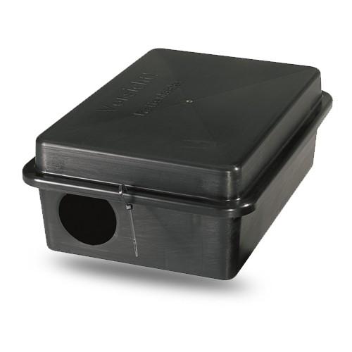 Rattenköderbox Kunststoff