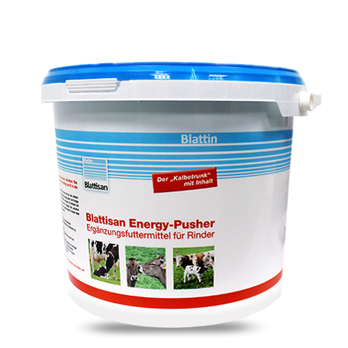 Blattisan® Energy Pusher 5 kg Eimer